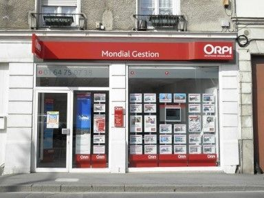 orpi mondial gestion coulommiers